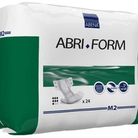 Abriform medium 2 absorptie 2300ml / 24 stuks
