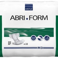 Abriform medium 3 absorptie 2900ml / 22 stuks