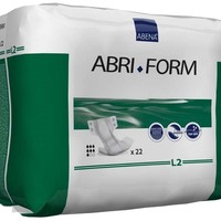 Abriform large 2 absorptie 2800ml / 22 stuks
