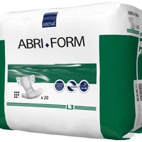 Abriform large 3 absorptie 3300ml / 20 stuks