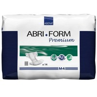 Abriform medium 4 premium absorptie 3600ml / 14 stuks