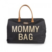MOMMY BAG GROOT BLACK GOLD
