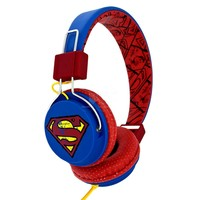 HEADPHONE SUPERMAN VINTAGE