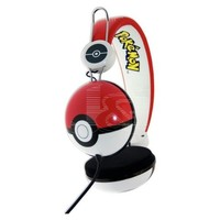 HEADPHONE POKEMONTEEN POKEBALL