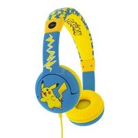 HEADPHONE POKEMON PIKACHU 85 DB REDUC