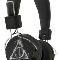 HEADPHONE HARRY POTTER DEATHLY HALLOW