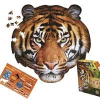 I AM PUZZLE POSTER SIZE TIGER  10+