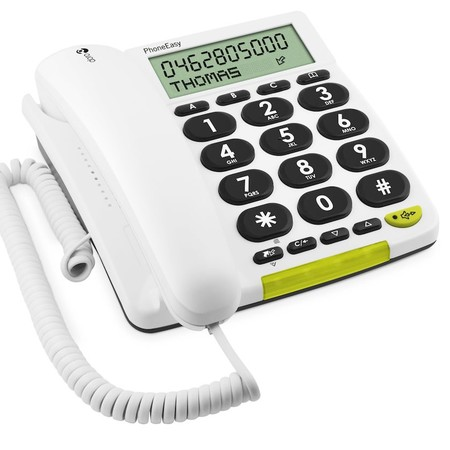 DORO : PhoneEasy 312cs - Wit